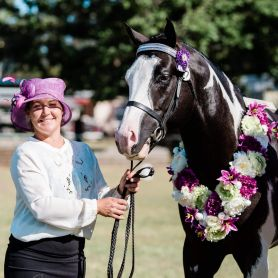 Dynavyte welcomes HLS Trick Riding & Equestrian Services to its Elite stable